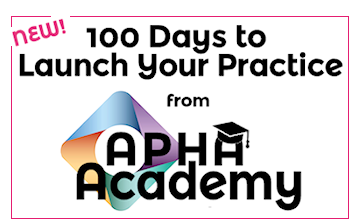100 Days to Launch Your Practice - logo